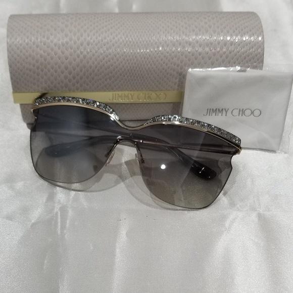 2b44b3fdcaad Authentic Jimmy Choo Sunglasses